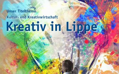 Schlüsselfaktor Kreativität: Leitartikel im IHK-Magazin